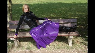Download Streetlife in Latex with Model Pam Video