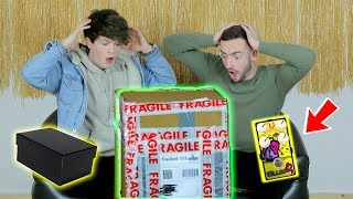 Download BUYING A $1,000 MYSTERY BOX OFF THE DARK WEB (SHOCKING ALIEN DEVICE) Video