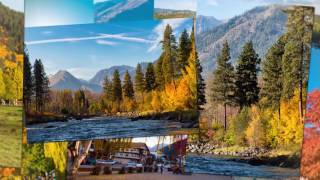 Download Fall Colors in Leavenworth Washington Video
