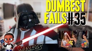 Download Dumbest Fails #35 | Star Wars & Miss Universe 2015 | FAILS OF THE WEEK Video