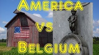 Download Belgium vs America: What to Know Before You Go to Belgium Video
