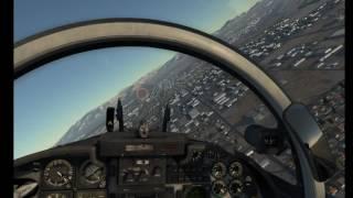 Download Primer contacto con el Northrop F-5E Tiger II Video