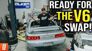 Download Turning a $500 Toyota MR2 into a $20,000 Toyota MR2! (Part 6) Video