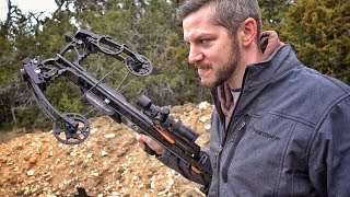 Download How Powerful is a Crossbow??? Video