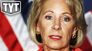 Download Betsy DeVos Caught Not Paying Taxes Video