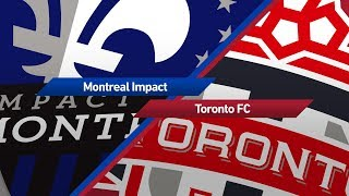Download Highlights: Montreal Impact vs. Toronto FC | August 27, 2017 Video