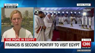 Download Pope Francis celebrates mass in Cairo - LoneWolf Sager(◑ ◑) Video