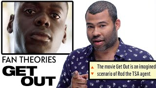 Download Jordan Peele Breaks Down ″Get Out″ Fan Theories from Reddit | Vanity Fair Video