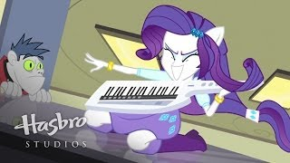 Download MLP: Equestria Girls - Rainbow Rocks EXCLUSIVE Short - ″Player Piano″ Video