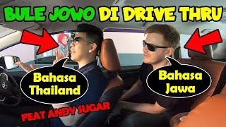 Download PARAH! PRANK Ngomong Bahasa THAILAND dan JAWA di Drive-Thru feat. ANDY SUGAR! Video
