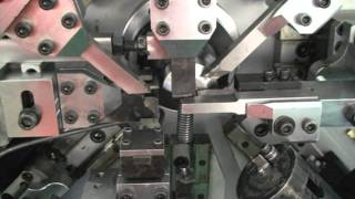 Download wire former CNC 6 mm Vinston Lawn tractor spring Video