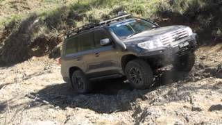 Download Landcruiser 200 series twin turbo v8 Telecom Hill Lcmp 2014 Video