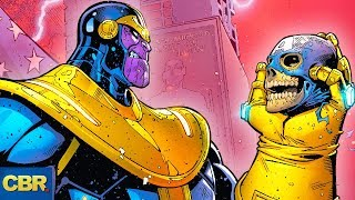 Download 10 Powerful Marvel Heroes Thanos Easily Defeated Video