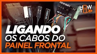 Download COMO CONECTAR OS CABOS DO PAINEL FRONTAL Video