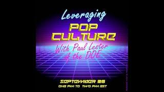 Download SocialGov Talks: Leveraging Pop Culture With the DOE Video