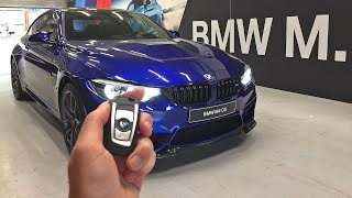 Download The NEW 2017 BMW M4 CS - Engine Start Up, Revs, Overview Video