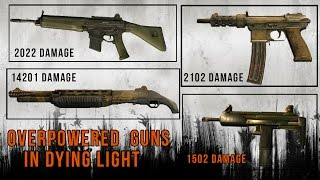 Download Dying Light Secrets | How To Get Overpowered Guns Tutorial ( Still Works In 2018 ) Video
