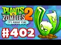 Download Plants vs. Zombies 2: It's About Time - Gameplay Walkthrough Part 402 - Celery Stalker! (iOS) Video