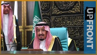 Download UpFront - Arena: Why were Saudi Arabia and Israel holding secret talks? Video