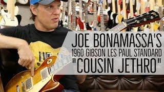 Download Joe Bonamassa's 1960 Gibson Les Paul Standard ″Cousin Jethro″ at Norman's Rare Guitars Video