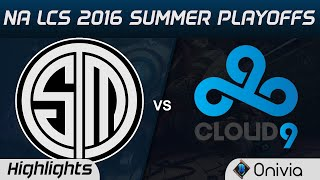 Download TSM vs C9 Highlights Game 4 NA LCS 2016 Summer Playoffs Finals Team Solo Mid vs Cloud9 Video