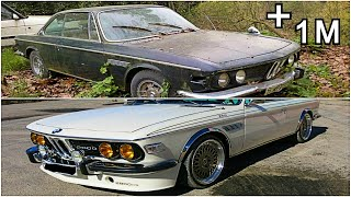 Download Abandoned BMW E9 Restoration project Video