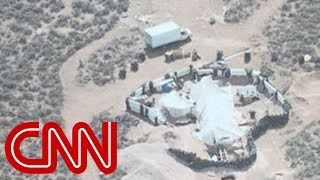 Download 11 children rescued from New Mexico compound Video