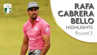 Download Rafa Cabrera-Bello Highlights | Round 3 | 2019 Dubai Duty Free Irish Open Video