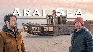 Download What Happened to the Aral Sea? | Travel to Uzbekistan's Worst Disaster Video