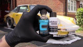 Download 40 Year Old Porsche Targa Trim 'Restoration' Video