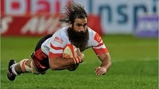 Download Josh Strauss || The Beard That's Feared || Rugby Tribute ᴴᴰ Video