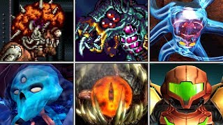 Download Evolution of Final Boss Fights in Metroid (1986 - 2017) Video