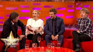 Download Mark Ruffalo Insults Josh Widdicombe - The Graham Norton Show Video