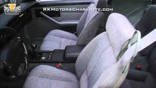 Download 132765 / 1992 Chevrolet Camaro Z/28 Video