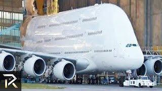 Download 10 Abnormally Large Airplanes That Actually Exist Video