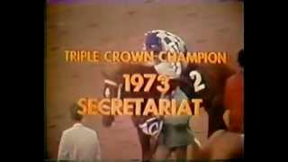 Download Secretariat's Epic World Record (1973 Belmont Stakes - Ecstacy of Gold) Video