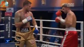 Download world heavyweight boxing championship 2016 I Michael Wallisch vs Ivica Bacurin Tiergarten Video