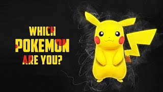 Download Which Pokemon Are You? Video