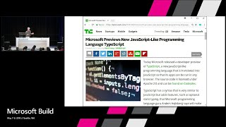 Download What's New in TypeScript : Build 2018 Video