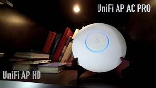 Download INSANE Wi-Fi | UniFi HD vs AC PRO Video
