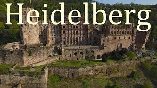 Download Tour of Heidelberg, Germany | Droneflight Video