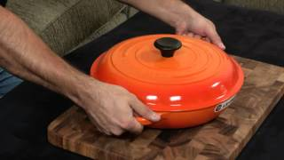 Download Le Creuset 3.5 Quart Braiser — Review and Information. Video