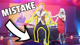 Download Dancing in heels in front of thousands of people at VidCon. Video