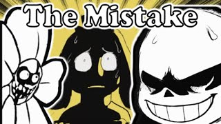 Download 【Undertale Comic Dub】- The Mistake Video