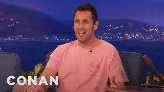 Download Adam Sandler's Revenge On NBC - CONAN on TBS Video
