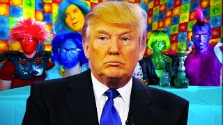 Download Trump's Emotions - Inside Out Parody Video