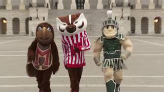 Download APLU Mascots Take Over D.C. in Preparation for Annual Meeting Video