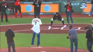 Download 10 Best Ceremonial First Pitches Video