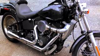 Download Super-charged Harley 88 cubic inch Video
