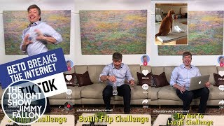 Download Beto O'Rourke Tries Every TikTok Challenge: Beto Breaks the Internet Ep. 5 Video